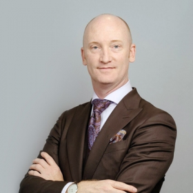 Stephen Irish, Senior Director, RGF Executive Search Japan